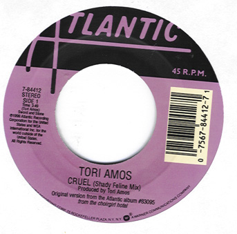Tori Amos From The Choirgirl Hotel Discography